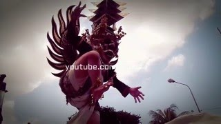 Bali VLOG :Ogoh Ogoh Bali Denpasar Ngerupuk Nyepi 2016