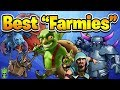 """3 FARMING ARMIES FOR NEW TH10s! - Free To Play TH10 - """"Clash Of Clans"""" #AD"""