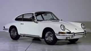 Porsche Only: Porsche 911 Coupe, 984 from the 911 Series, Unrestored, 1965
