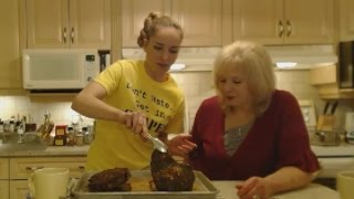 How To Cook Almond Coffee Rubbed Pork Chops: Cooking With Kimberly