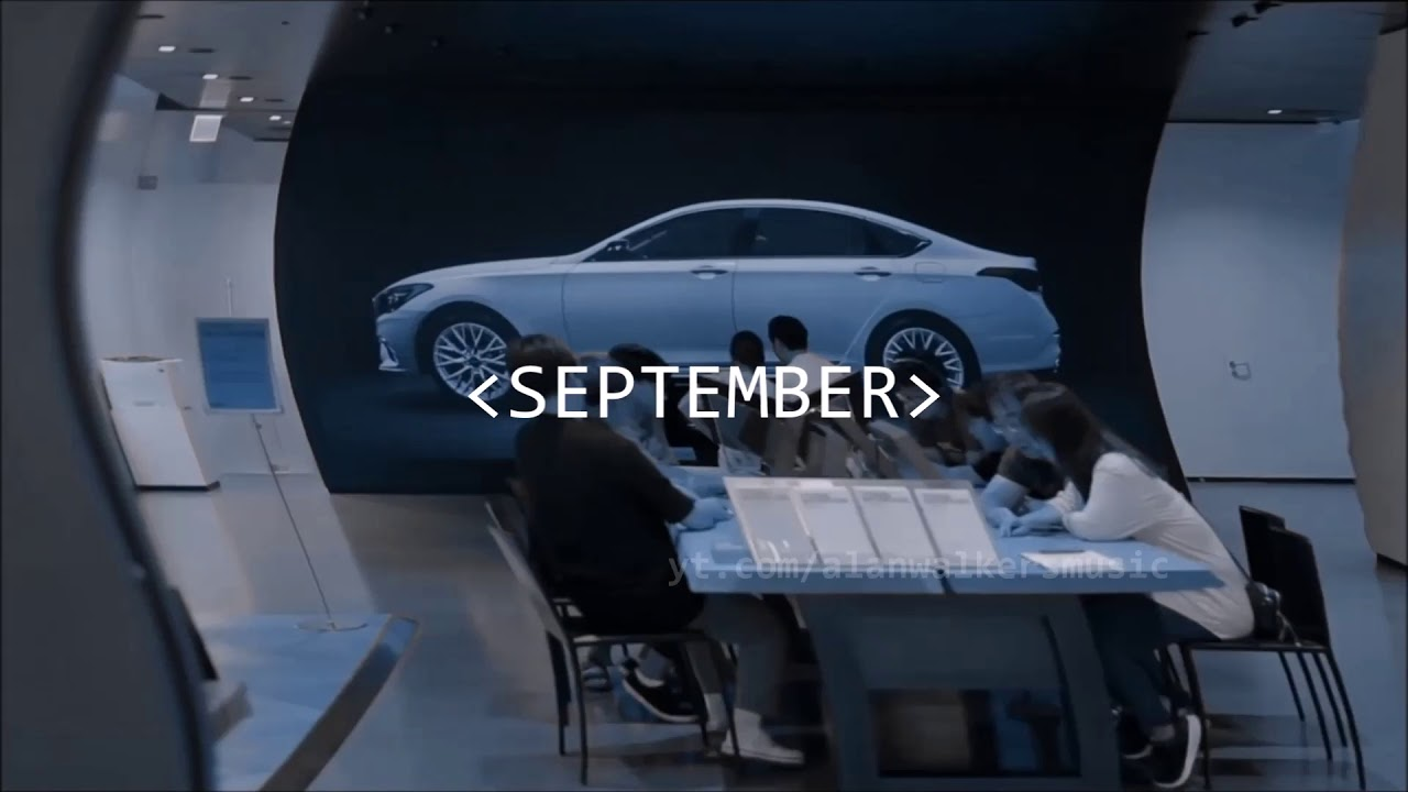 Alan Walker - September