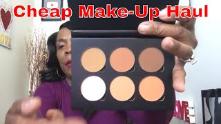 Cheap Items at Marshall's  High End Makeup