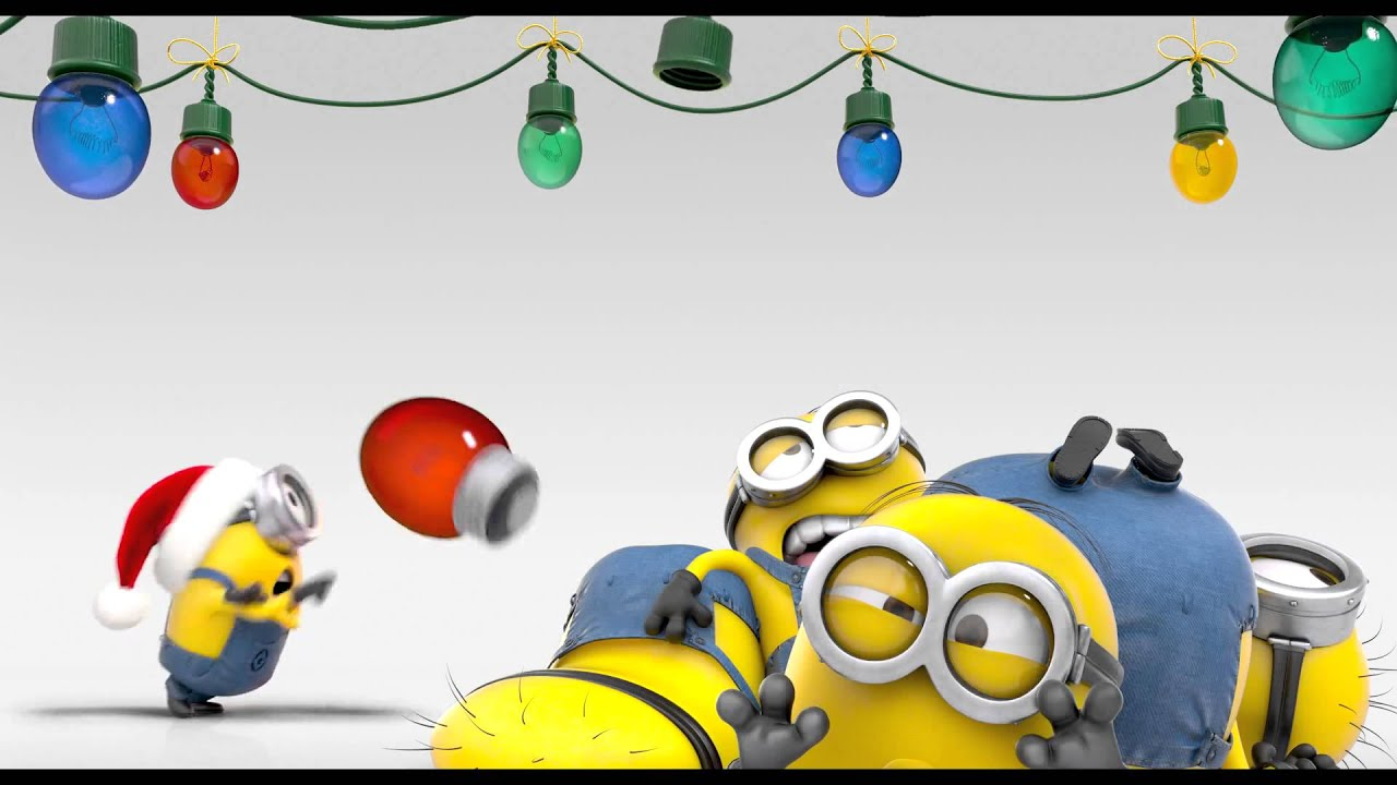 despicable me 2 merry christmas from odeon youtube