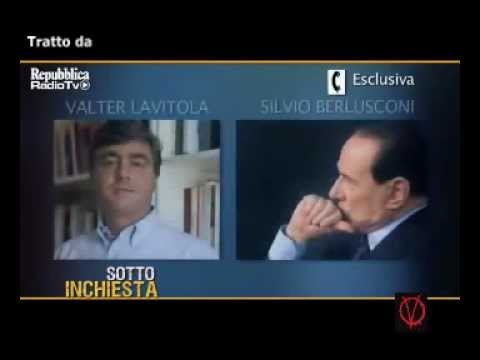 """Intercettazioni. Berlusconi a Lavitola: """"Facciamo fuori PM Milano e assediamo La Repubblica"""""""