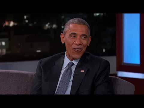 President Barack Obama popíra mimozemskou přítomnost