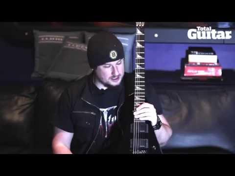 Me And My Guitar interview with Trivium's Corey Beaulieu w / Jackson KV6