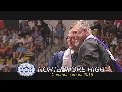 Northshore High School Graduation 2018