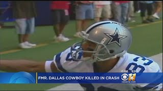 Former Cowboys WR Terry Glenn Killed In Early Morning Car Accident