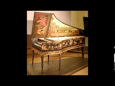 Domenico Scarlatti Harpsichord Sonatas K1 - K19, Scott Ross 01