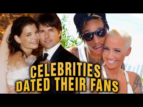 10 Regular People Who Dated Celebs - Celebrities Dating Non Famous People
