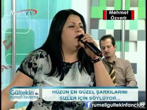 Hüzün - Geceler (Sanadır Yazdığım Bu Şiir) - Rumeli Tv 2013