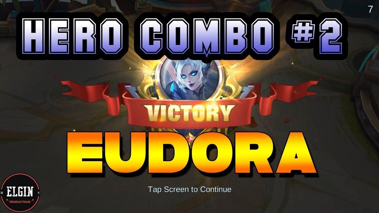 500 Koleksi Gambar Hero Ml Eudora Terbaru