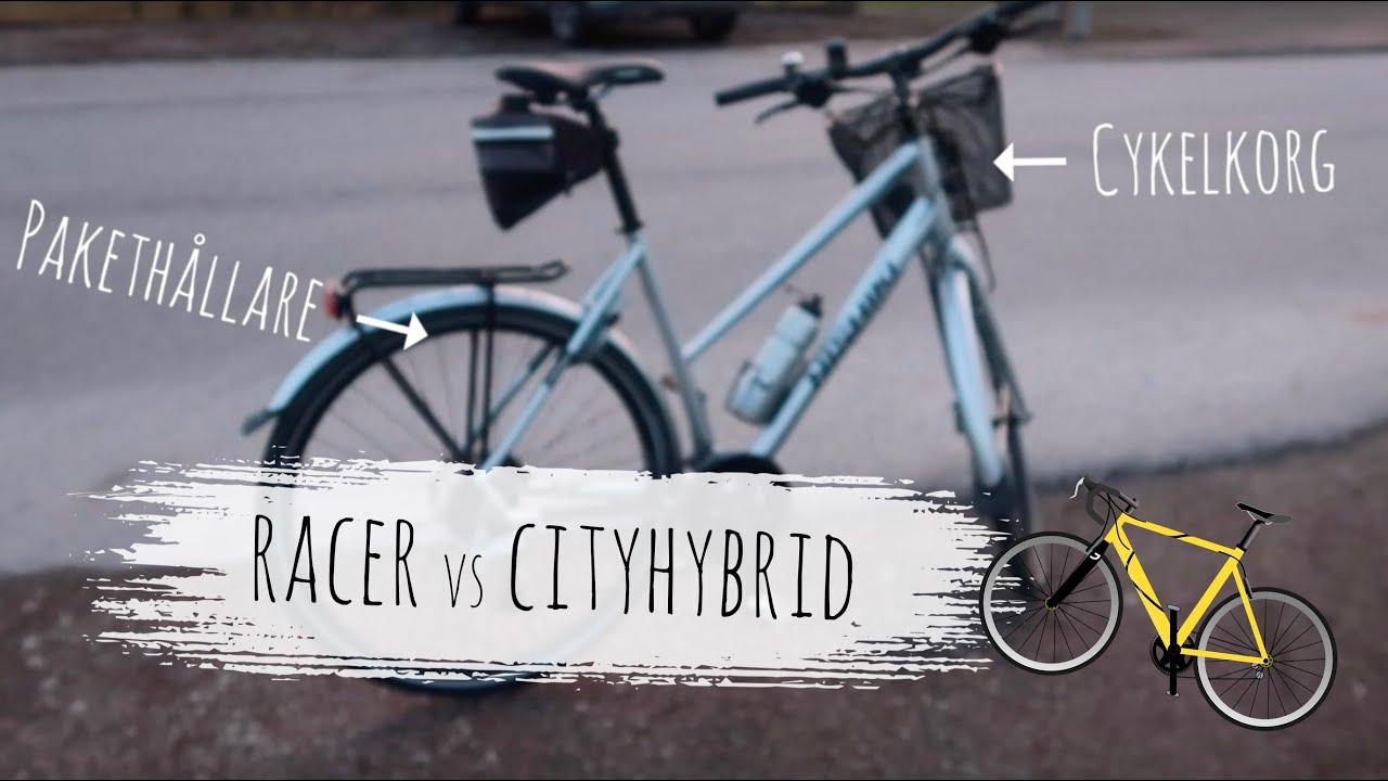 välja rätt cykel