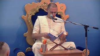 Шримад Бхагаватам 1.11.16-17 - Вистара прабху