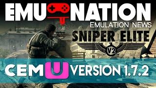EMU-NATION: Wii-U Emulator Now Playing Sniper Elite V2!