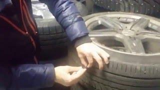 видео Допустимая глубина протектора шины и покрышки