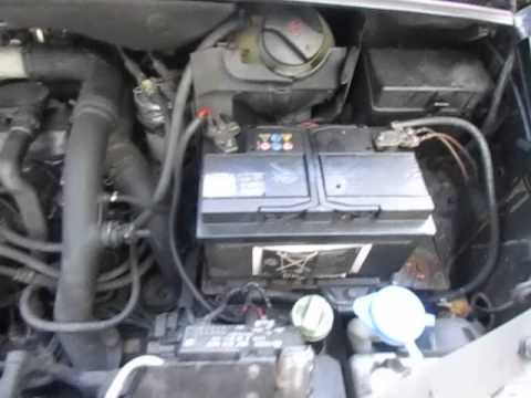 VW Sharan Spares or repair - engine and body ok