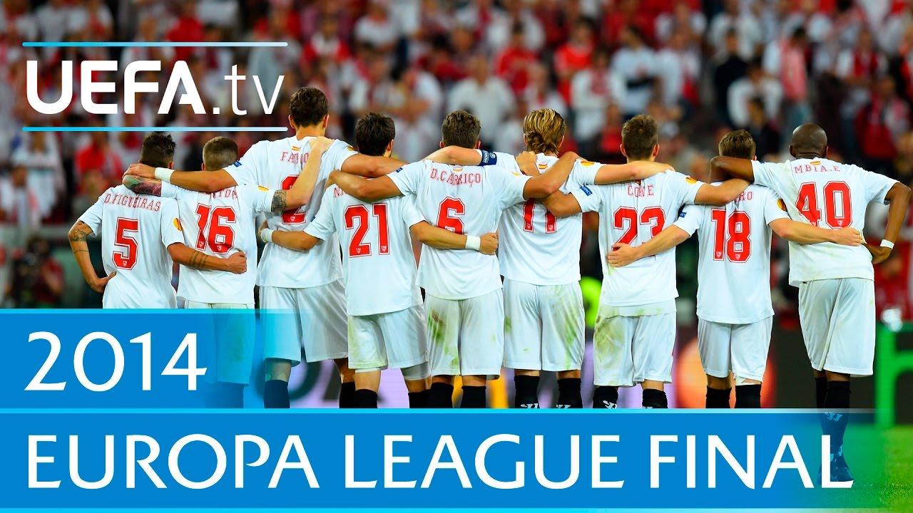 2014 Europa League final: Sevilla v Benfica - the full ...