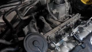 Volkswagen Bora 2011 1,6L - что делать если сломали штуцер на охлаждении