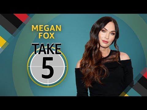 Megan Fox Talks New Project and Crush on Jim Carrey