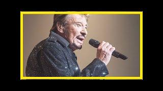 Johnny Hallyday : Découvrez les 10 titres de son album posthume !