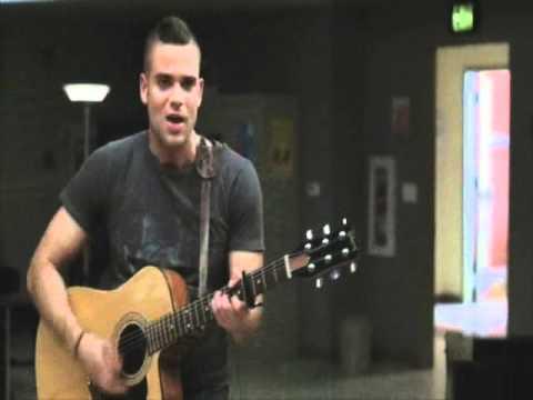 Glee - need you now Rachel and Puck