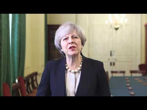 Prime Minister Theresa May - Opening the 5th China Business Conference 2017