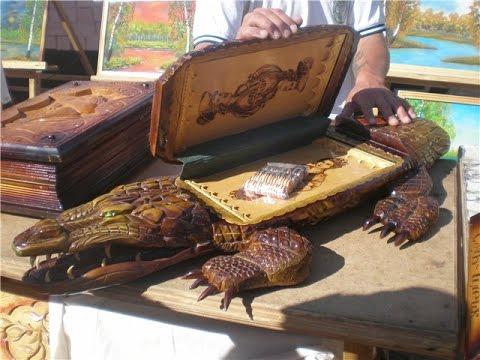 Шедевры сделанные руками зеков. Нарды чётки шахматы