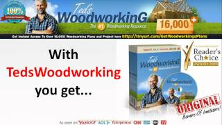 Free Woodworking Books - Woodworking Plans Glider