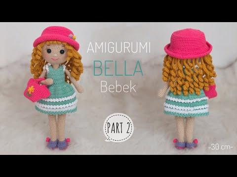 Amigurumi Crochet Amigurumi (Section 1) 50cm Zeynep baby base and ... | 360x480