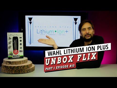 Wahl Lithium Ion Plus Unbox/Review Part 1