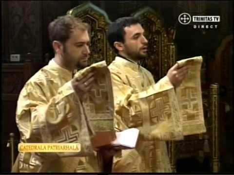 Miezonoptica, Utrenia și Sfânta Liturghie from YouTube · Duration:  3 hours 13 minutes 25 seconds