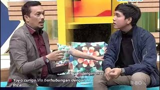 Bingung Milih OM KAYA atau GANTENG MISKIN - Rumah Uya 18 Oktober 2017