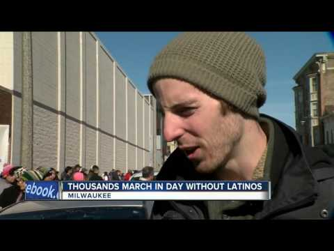 Thousands gather in Milwaukee for