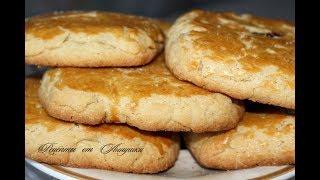 Быстрое и вкусное песочное печенье с вареньем.