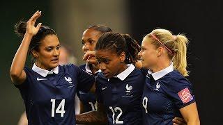 LES BLEUES - France Women's Football // Tiki-Taka