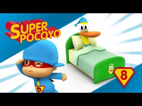 Desene animate - Super Pocoyó nu poate sa doarma