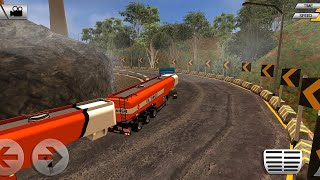 Oil Tanker Truck Driving 2021 - Transport to the Factory - Android Gameplay FHD screenshot 5