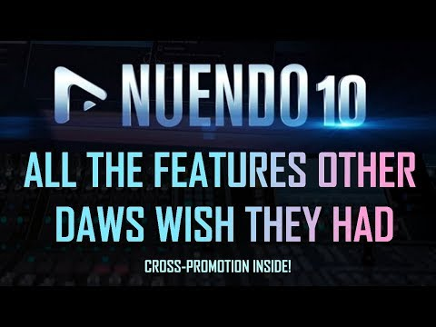 Nuendo 10 better than Pro Tools? New Features and Crossgrade Promotion