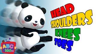 Head Shoulders Knees and Toes 2   CoCoMelon Nursery Rhymes & Kids Songs