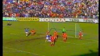Brann - MFK, cupfinale 1982