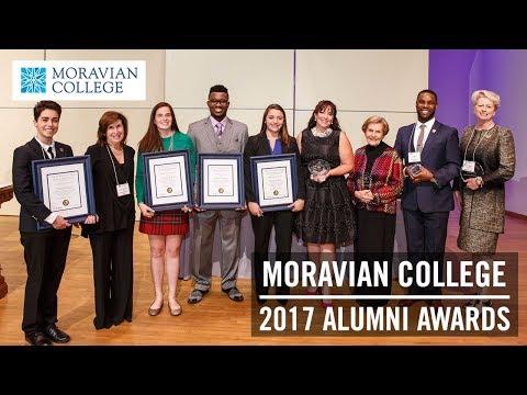 Moravian College Alumni Awards 2017