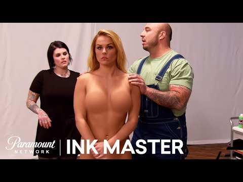 Flash Challenge P: Illusion In The Dark: Part II  Ink Master, Season 6