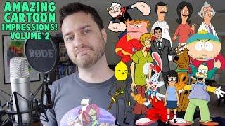 Amazing Cartoon Impressions! Volume 2