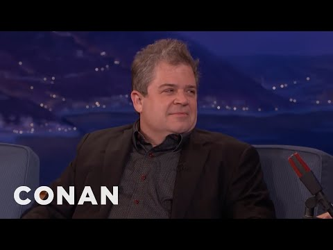 Patton Oswalt's Surprising Mongolian Ancestry  - CONAN on TBS