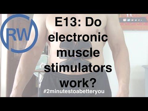 do-electronic-muscle-stimulators-work?