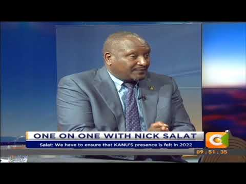 Citizen Extra: One on one with Nick Salat (PART 2)