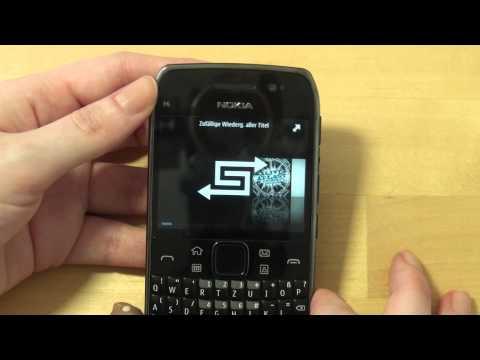 Nokia E6 Test Multimedia