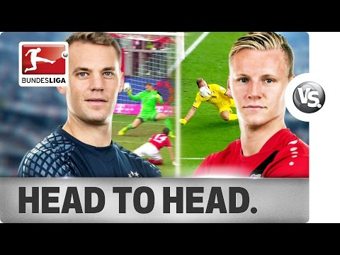 Manuel Neuer vs. Bernd Leno - World Class Goalkeepers go Head-to-Head