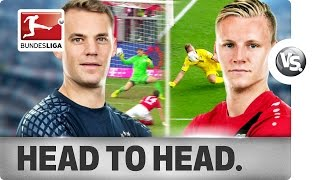 Manuel Neuer vs. Bernd Leno - World Class Goalkeepers go Head-to-Head
